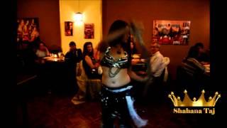 Arabic Sword Dance Show with Gabriela Mejia