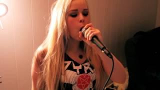 Arch Enemy No Gods No Masters Female Vocal And Guitar Cover