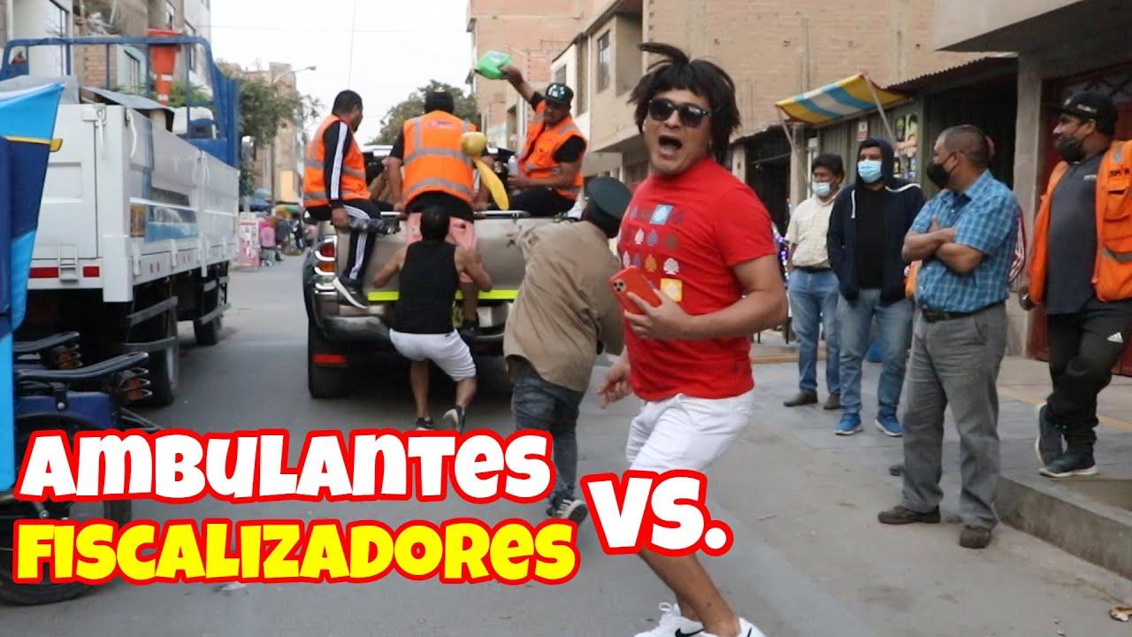 Download LOS AMBULANTES - COMICO LUCKY - CHINO RISAS -GORDITA SEXY -MARCIANITO -SHAGUY -DEYVI