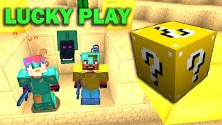 ч.05 Опасные битвы в Minecraft - Босс Гидра