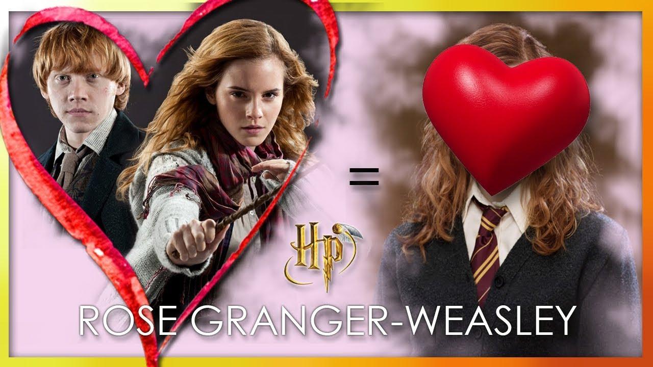La figlia di hermione granger e ron weasley rose granger - Harry potter hermione granger ron weasley ...