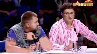 Х-ФАКТОР 2 Петро Крутяк