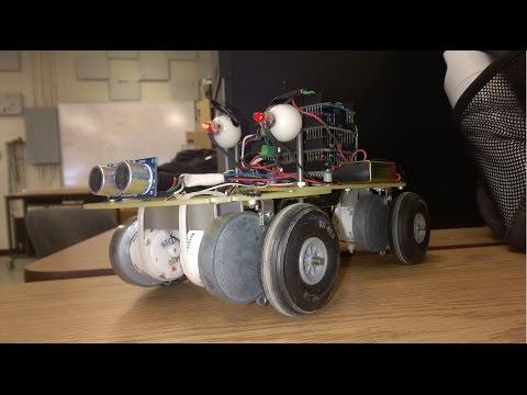 Angry Robot!