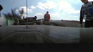 Sainz and Grosjean's Wipeout at Silverstone (360 Video) | 2018 British Grand Prix thumbnail