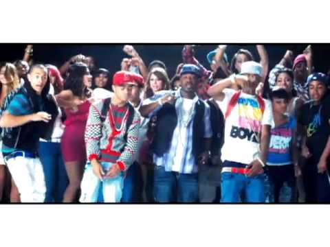 New Boyz - Tie Me Down [feat. Ray J] (Video)
