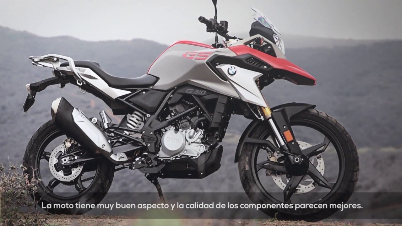 motosx1000 primer contacto bmw g 310 gs youtube. Black Bedroom Furniture Sets. Home Design Ideas