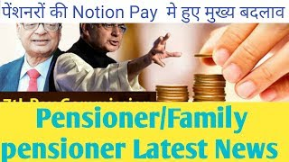 Pensioners/Family