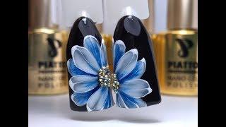 Самый ПРОСТОЙ дизайн и самый Крутой дизайн ногтей Цветок Piatto ТОП удивителные дизайны ногтей