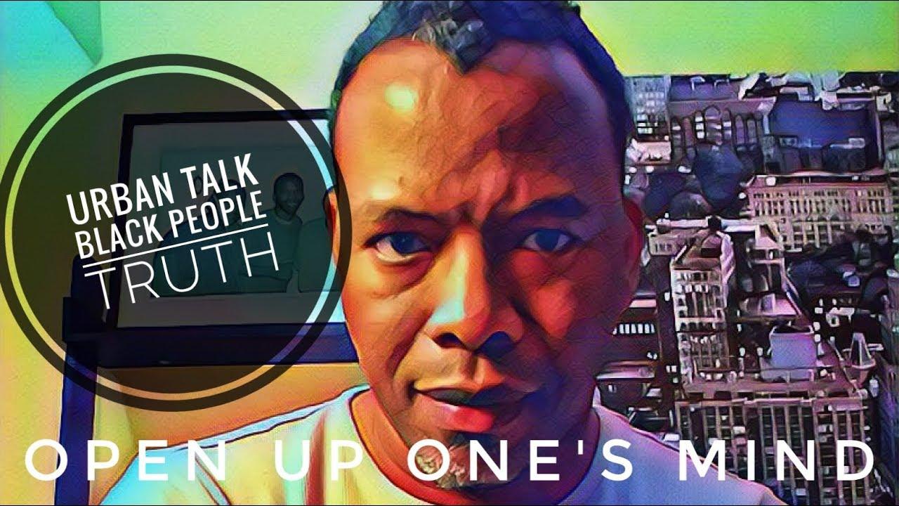 Urban Talk Black People Truth