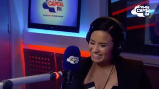 Скачать Demi Lovato Because Of You By Kelly Clarkson Capital FM