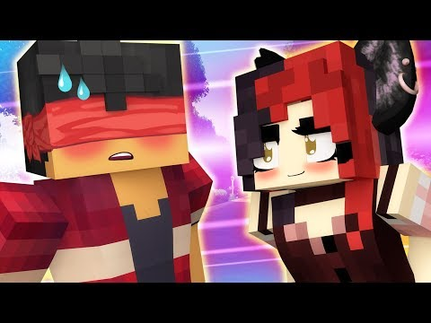 Aaron, You're Cute... | Phoenix Drop High: Graduation Days | [Ep.4] Minecraft Roleplay