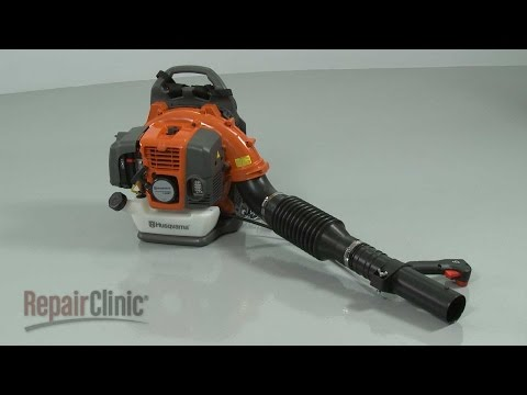 Husqvarna Leaf Blower Disassembly