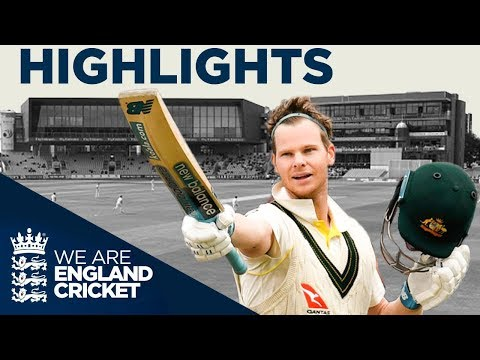 Steve Smith Strikes Stunning 211 | The Ashes Day 2 Highlights | Fourth Specsavers Test 2019