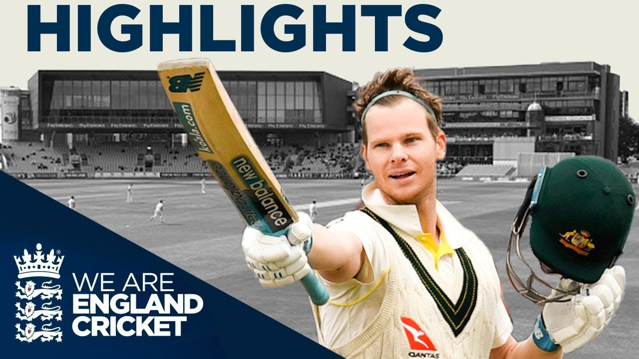Steve Smith Strikes Stunning 211 The Ashes Day 2 Highlights Fourth Specsavers Test 2019