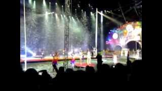 Ringling Bros. and Barnum & Bailey Circus Grand Finale.