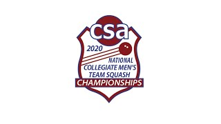 Court 2 Sat - 2020 CSA National Collegiate Men's Team Championships