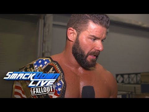 How is Bobby Roode feeling after his U.S. Title victory?: SmackDown LIVE Fallout Jan. 16, 2018
