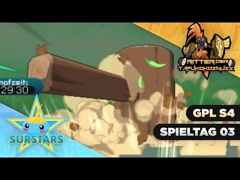"""GPL [S4] - Spieltag 03 - vs. Ritter der Tapukokosnuss: """"Füge hier Monty Python Referenz ein.""""!"""