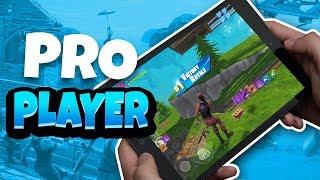 FAST MOBILE BUILDER | SPONSORED W/ RAZER | 600+ Wins | Fortnite Mobile Gameplay + Tips