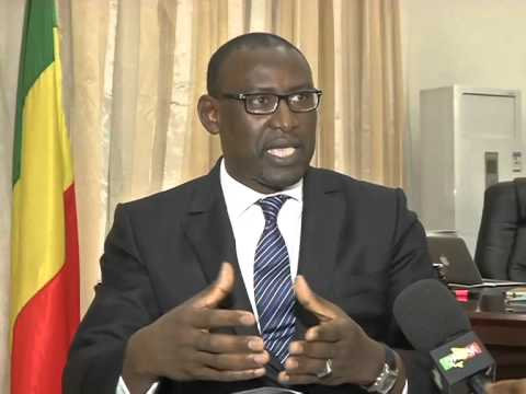 Thumbnail: INTERVIEW MINISTRE ABDOULAYE DIOP NEGOCIATIONS INCLUSIVES INTERMALIENNES