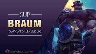 League of Legends -  Braum (Season 5: BR)