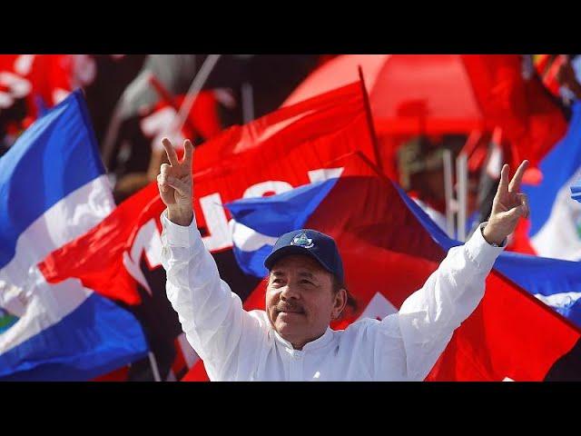 <span class='as_h2'><a href='https://webtv.eklogika.gr/nikaragoya-katigoroyn-ton-ortegka-oti-echei-metatrapei-apo-epanastatis-se-diktatora' target='_blank' title='Νικαράγουα: Κατηγορούν τον Ορτέγκα ότι έχει μετατραπεί από επαναστάτης σε δικτάτορα…'>Νικαράγουα: Κατηγορούν τον Ορτέγκα ότι έχει μετατραπεί από επαναστάτης σε δικτάτορα…</a></span>