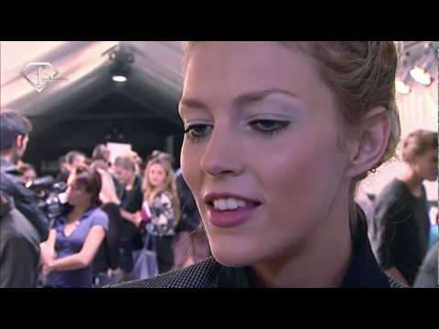 fashiontv | FTV.com - ANJA RUBIK MODEL TALKS S-S 2010