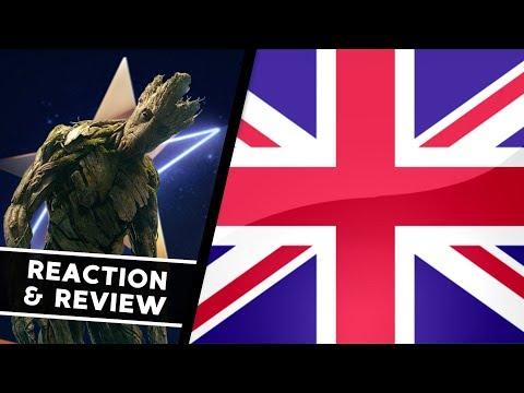 ESC 2019 | UNITED KINGDOM - Michael Rice - Bigger Than Us (Reaction & Review)