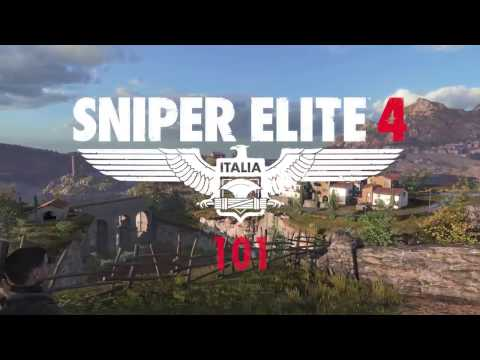 Sniper Elite 4 Youtube Video