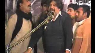 Zakir Khuda Bakhsh Qasir Yadgar Majlis At Jhang