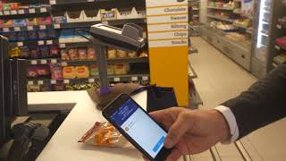 Bitcoin at POS with Electrum, Luno and Pick n Pay