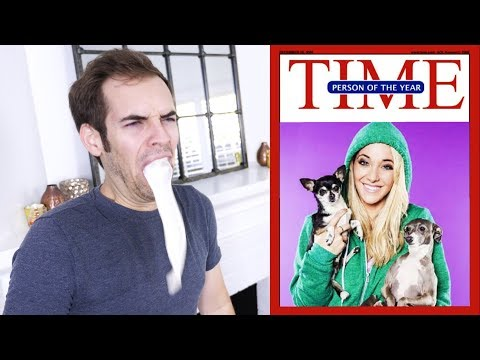 PERSON OF THE YEAR (YIAY #379)