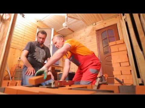 Все дело в печке. Шведская печь. Часть 1