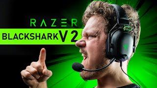 Razer NAILED IT - BlackShark V2 & V2 X Gaming Headset Review