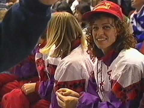 IHF World Women's Handball Championship 1993 Final, Denmark-Germany Full match