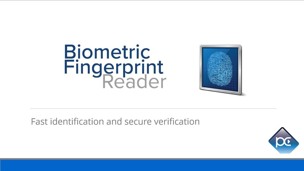 Biometric Fingerprint Reader - Productive Computing, Inc