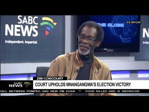 Professor Shadrack Gutto on Zimbabwe's ConCourt ruling