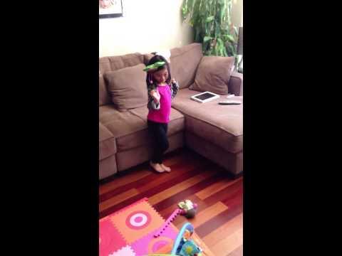 Sophia Dances to Muse