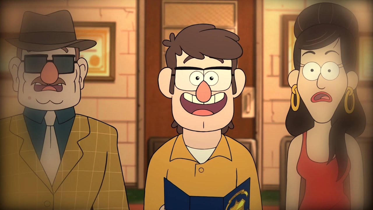 Gravity Falls Trust No One Wallpaper Grunkle Stan And Ford No It Isn T Youtube