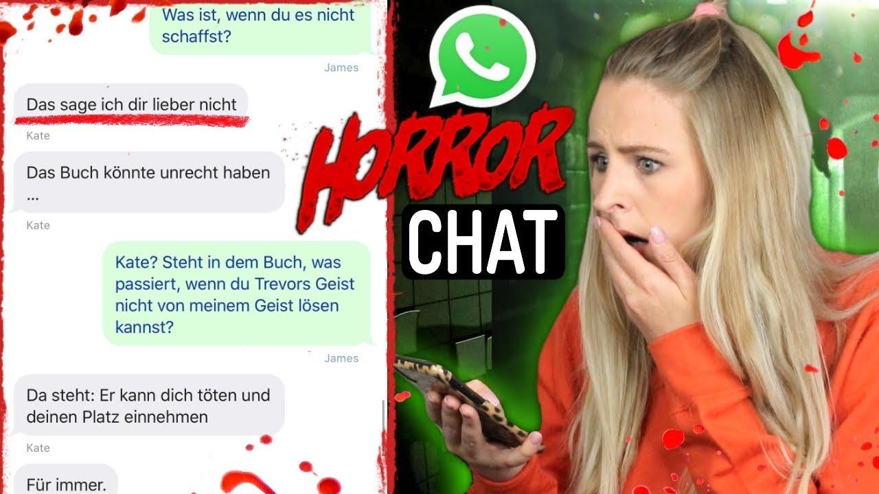 Der Gruseligste Whatsapp Chat