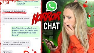 DER GRUSELIGSTE WHATSAPP CHAT EVER 😭 100% GÄNSEHAUT
