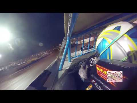 Tate McCollum Steelhead/525 In-Car Dixie Speedway 8/12/17!