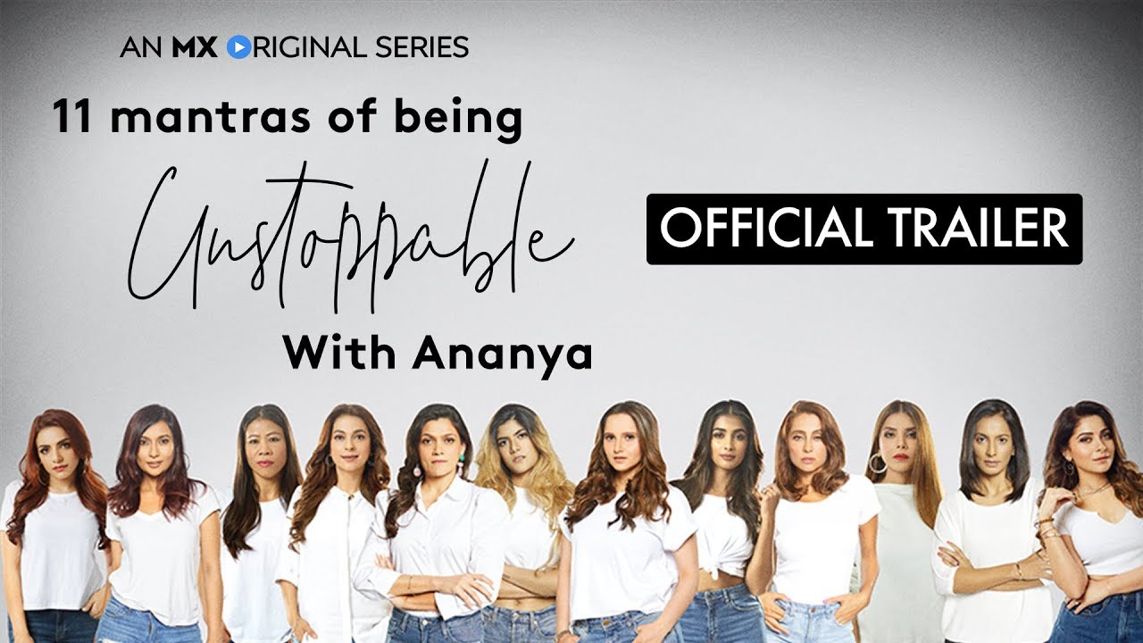 11 Mantras Of Being Unstoppable With Ananya