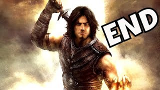 Prince of Persia: The Forgotten Sands End || Final Boss Hindi Gameplay