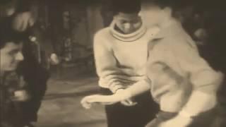 Твист. Так мы танцевали в 60-е годы. Редкие кадры.
