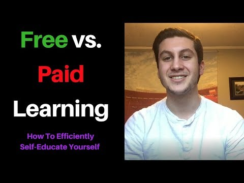 Free vs. Paid Learning... Which Is The Most Effective?