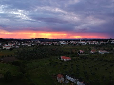 Vila Nova de Tazem - Sunset
