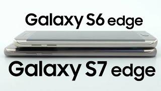 Samsung Galaxy S7 Edge VS Samsung Galaxy S6 Edge
