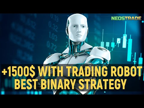 Binary options trading strategy | Pocket Option destroyed with trading robot