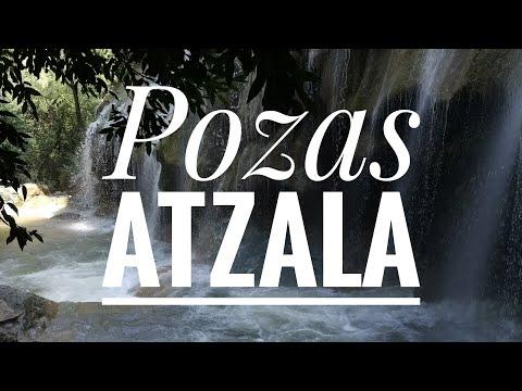 Como llegar a las Pozas Azules de Atzala, una maravilla natural muy cerca de la Ciudad de México.
